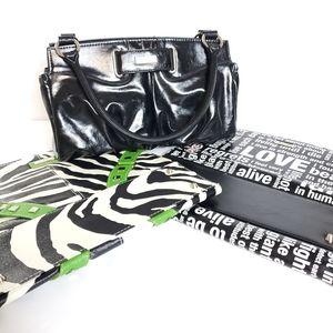 Classic Miche handbag and three covers